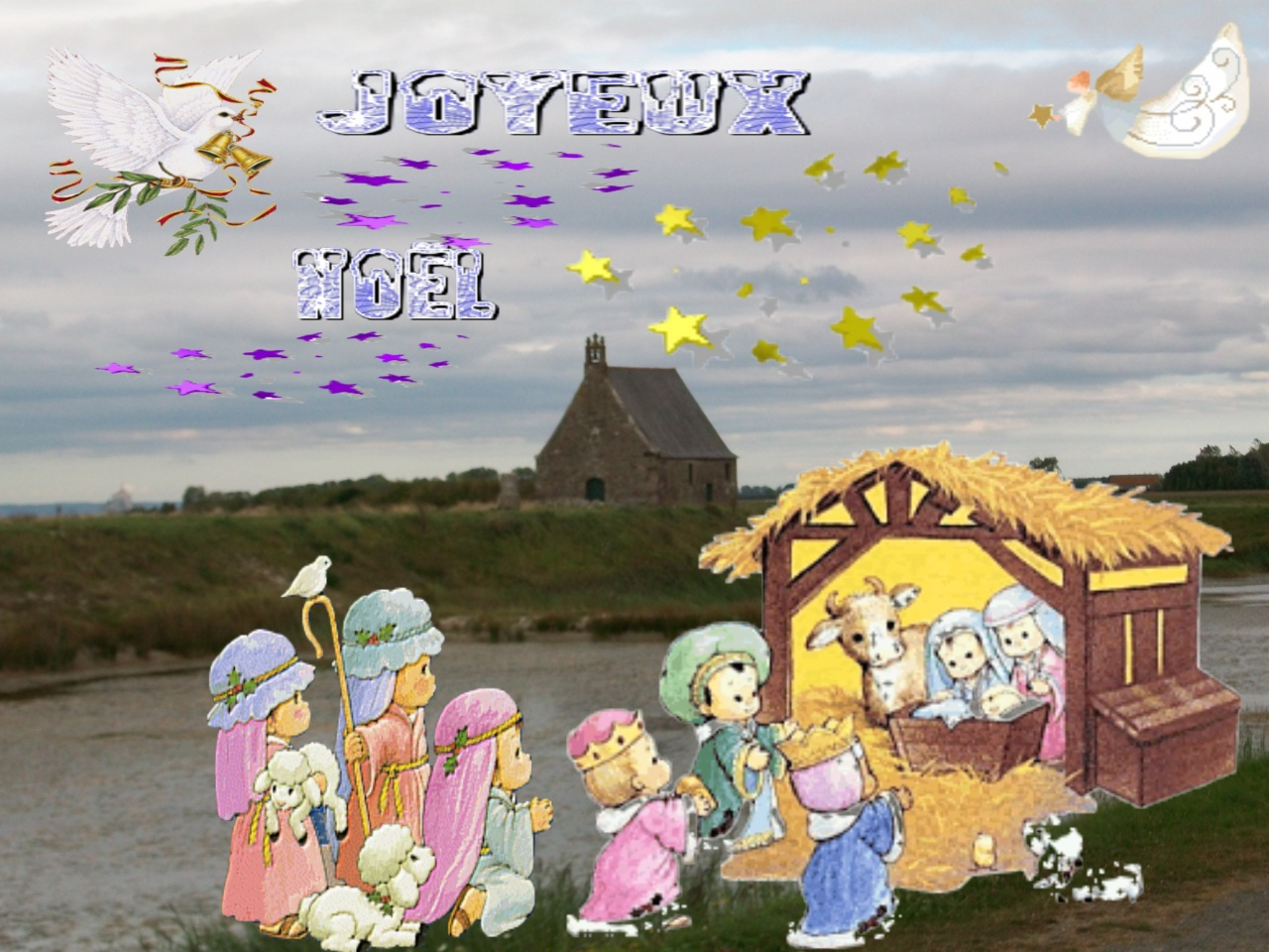 joyeux Noel St Broladre