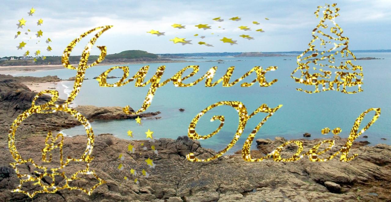Joyeux Noel St Lunaire