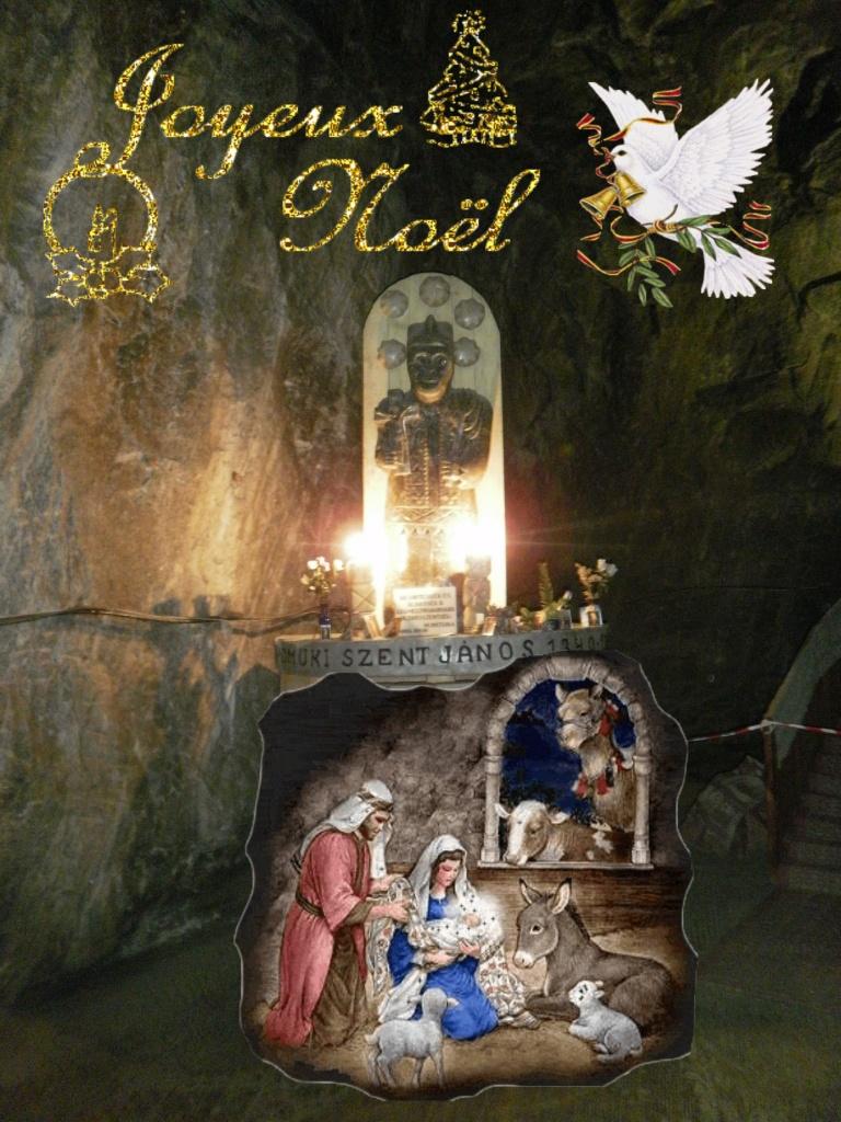 Joeux Noel Roumanie Mine de sel